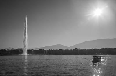 morning in Geneva