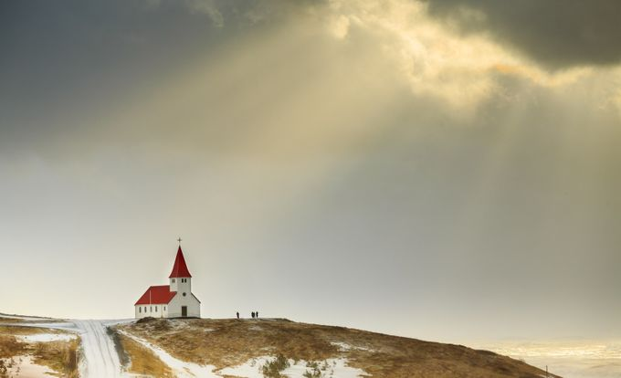 Isolation in Iceland by SueLeonardPhotography - Rule Of Thirds Photo Contest v3