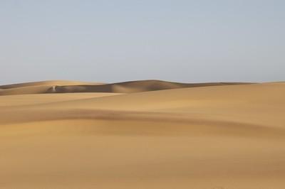 Endless Namib Desert, Namibia