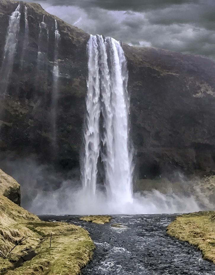 1-7-17 Seljalandsfoss  by jimoconnor - Beautiful Waterfalls Photo Contest