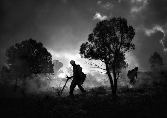 Black And White Silhouettes Photo Contest Winners