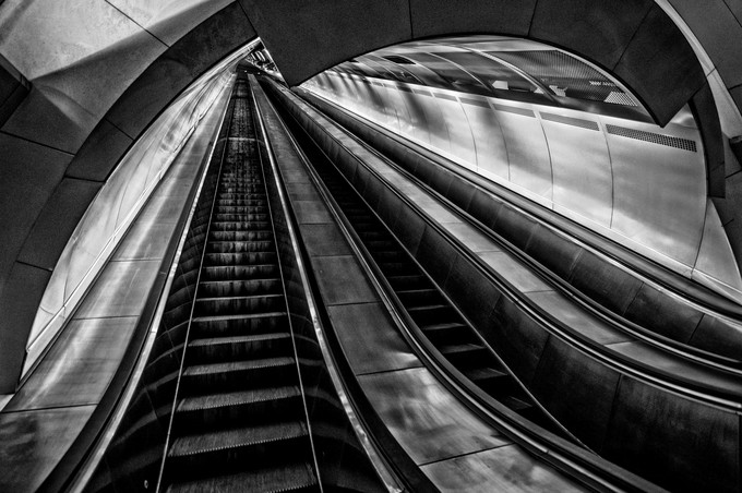 Underground by mikica5 - Metro Stations Photo Contest