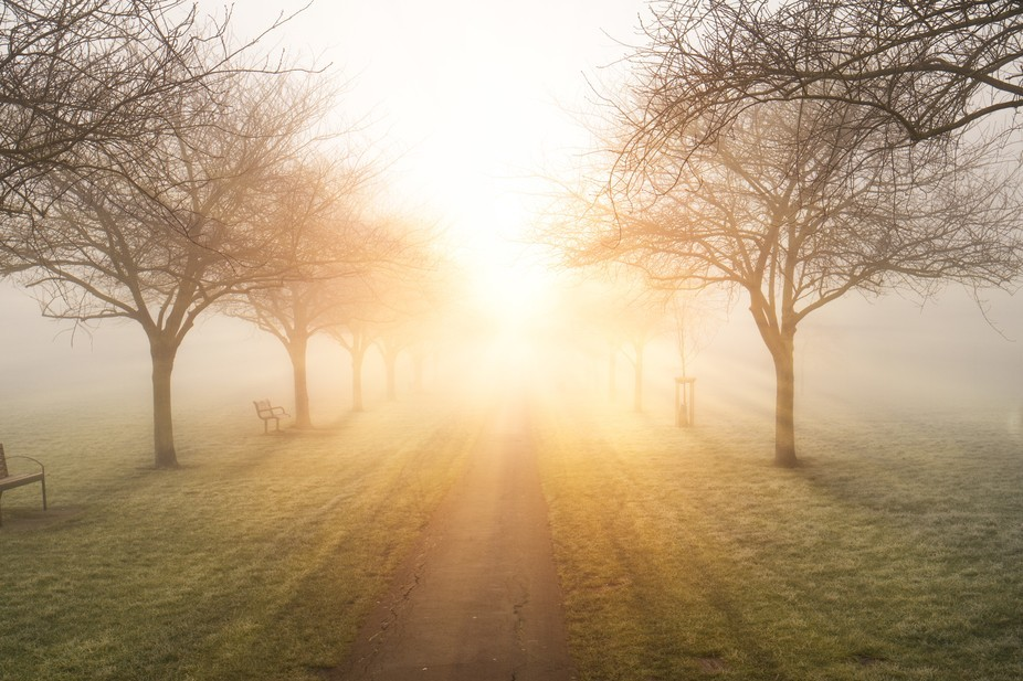 My first proper go at a photo manipulation. The sunrise is entirely added from scratch. Do you li...