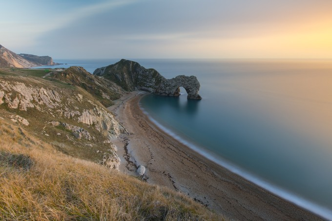 Durdle Door by tomrexjessett - Rule Of Thirds Photo Contest v4
