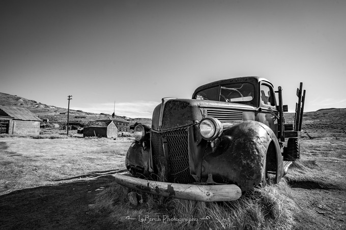Bodie's Ghosts by ladyincammies - Trucks Photo Contest