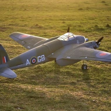 Taken in Hanworth Air Park.