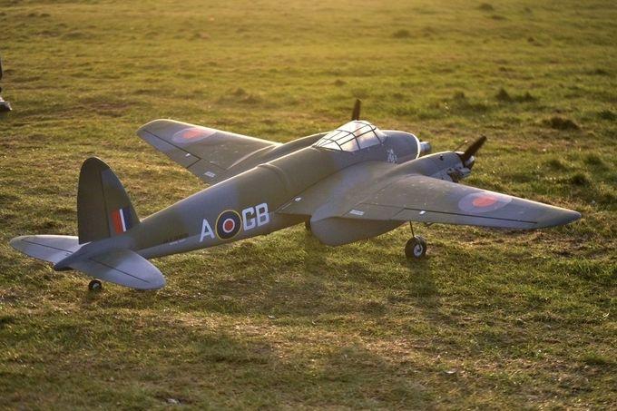 Taken in Hanworth Air Park.