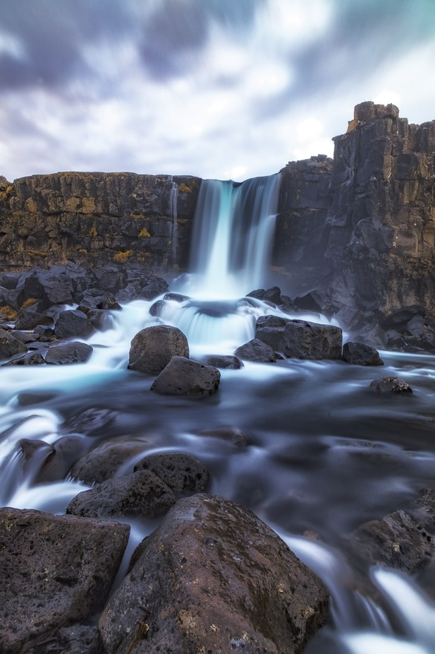 waterfall by Andre11 - My Best Shot Photo Contest Vol 3