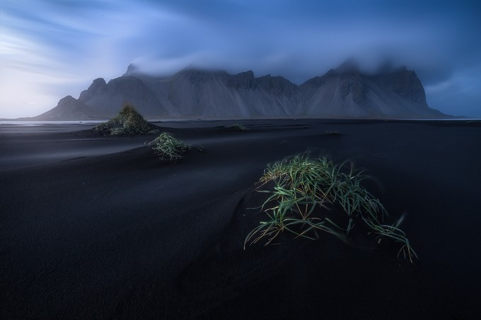 vestrahorn twilight by Angus80 - Rule Of Thirds Photo Contest v3