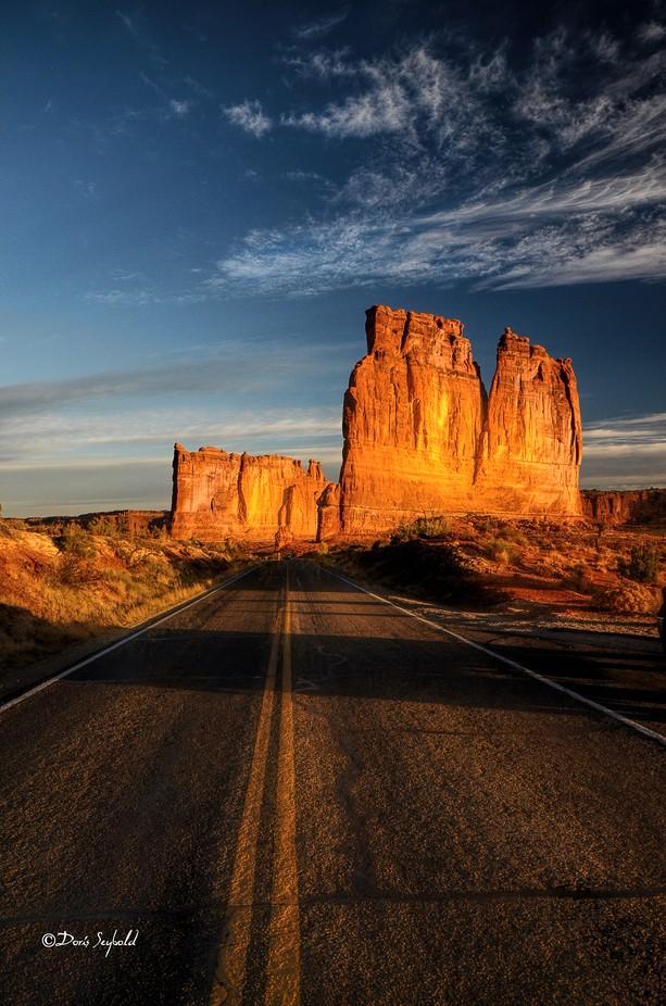 Sunrise by DorisSeybold - Large Photo Contest