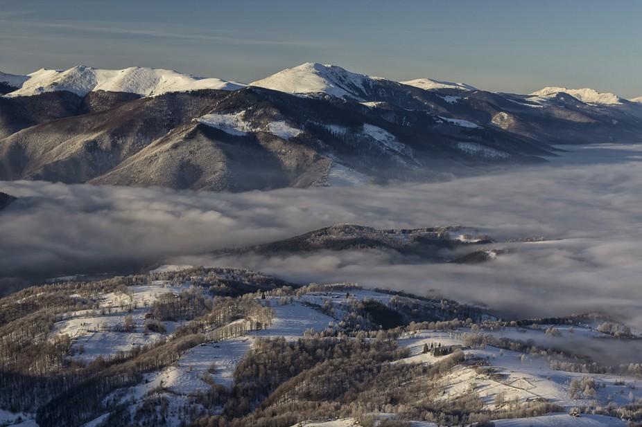 Valcan Mountains - Romania