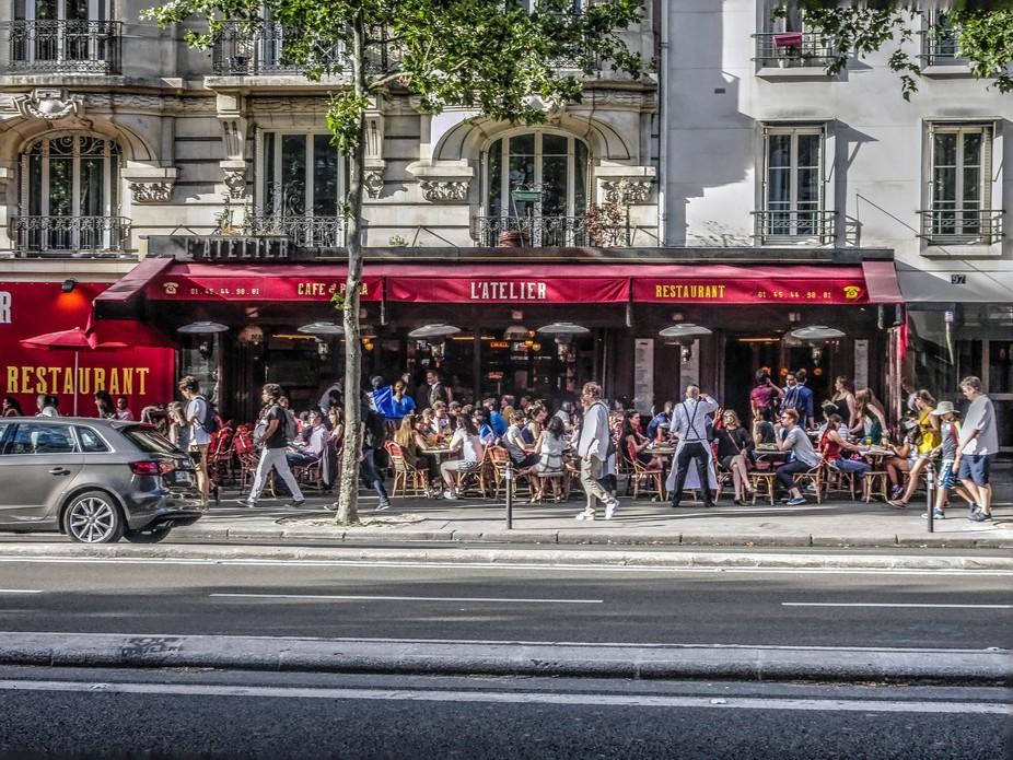 """L'atelier - Boulevard Du Montparnasse, Paris - The """"France"""" Collection"""