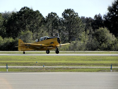 A-6 Texan Touch and Go A