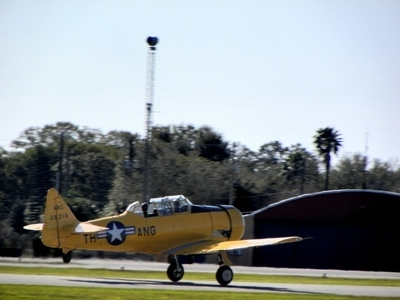 A-6 Texan Touch and Go C
