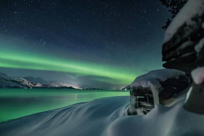 Skibotn auroras 7