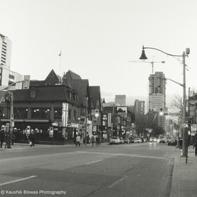One of favourite places to go and take pics is Church st. The day this pic was taken, I was a walking from Bloor station to take pics of Church S...