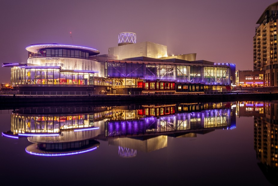 the lowry at salford