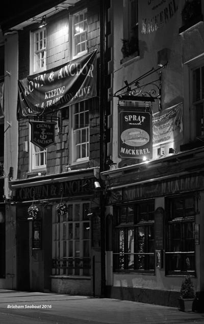 Brixham's oldest pubs