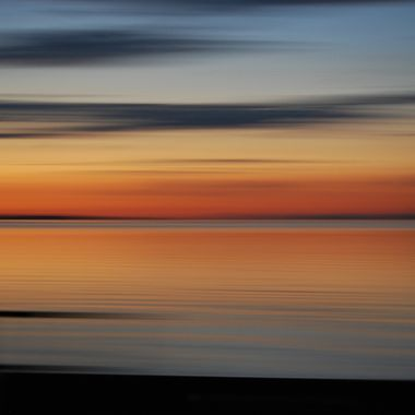 SUNSET on Qualicum Beach QF fireworks night on beach June 2015 DSC_1991