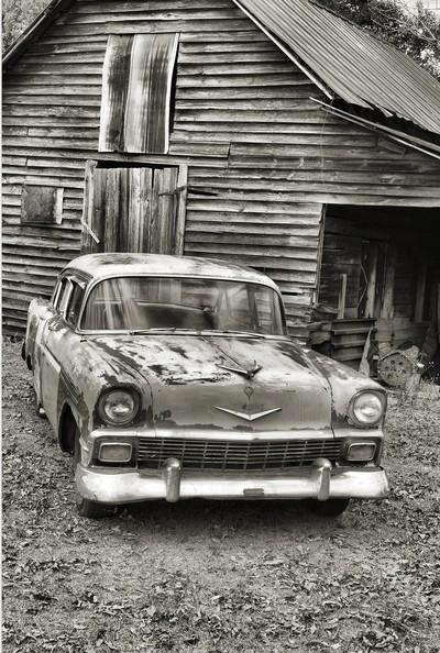 Rusty & rustic