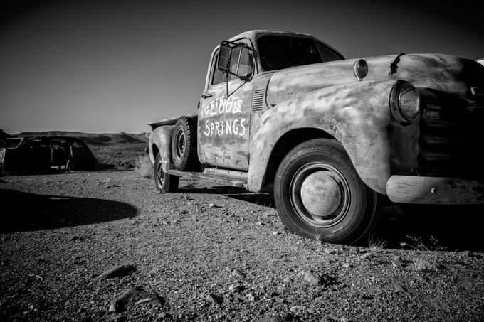 Cool Springs by justinbetts - Trucks Photo Contest