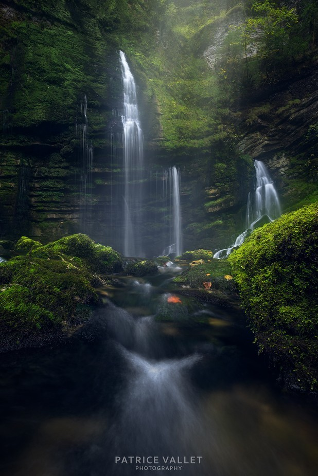 Flumen waterfall by patrice-vallet - Beautiful Waterfalls Photo Contest