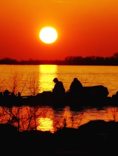 Fishermen Sunset