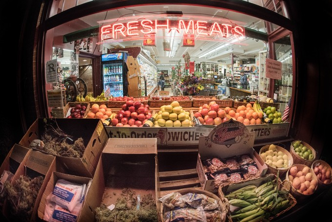 Fresh Meats by alishaclarke - Food Markets Photo Contest