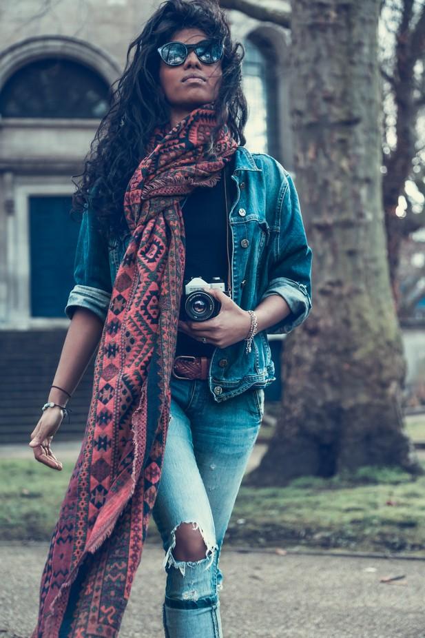 Oriana by lukakwiatkowsky - Sunglasses Photo Contest 2017