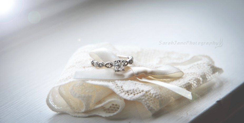 beautiful vintage inspired engagement ring