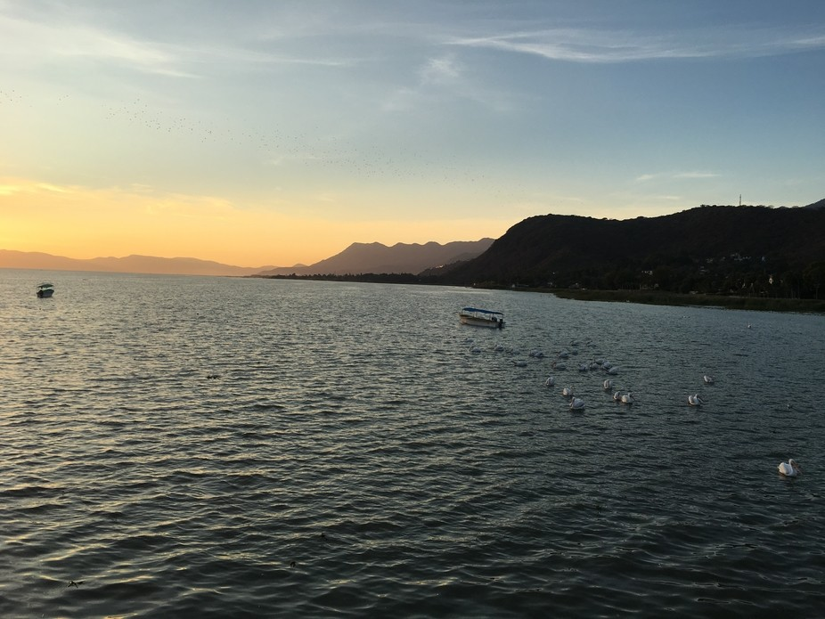 Chapala Lake, Mexico