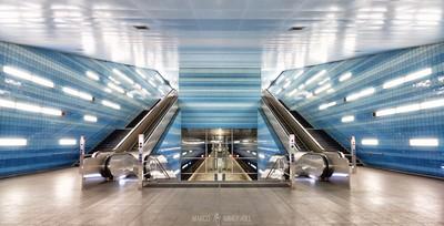 Hamburg Underground - Überseequartier