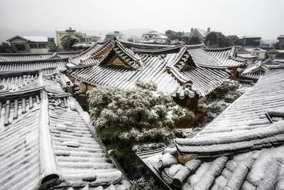 hanok winter