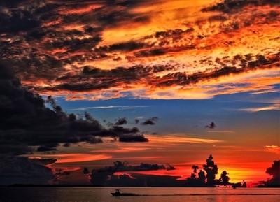 Sunset Extraordinaire