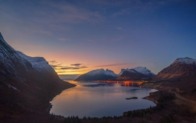 Senja by MaryMarino - Unforgettable Landscapes Photo Contest by Zenfolio