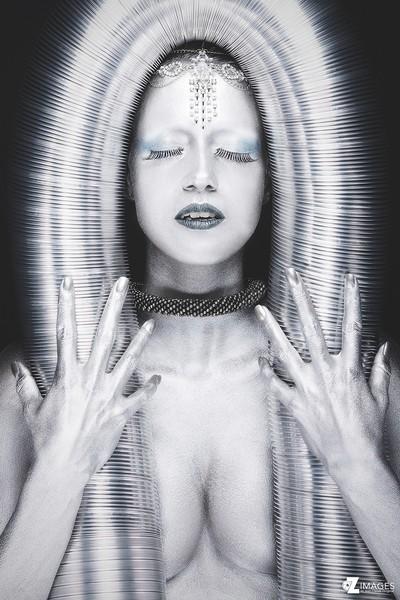 Alien Silver 001