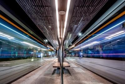 Estação VLT / VLT Station