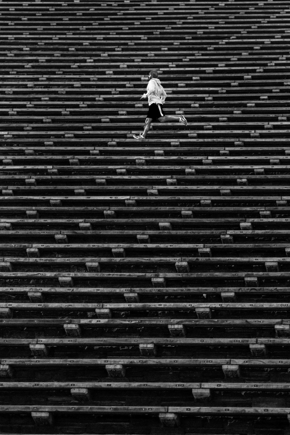 The Stair Master by KuriousG_12 - Diagonals And Composition Photo Contest