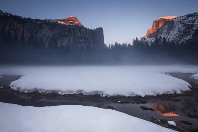 Yosemite by vivekvvk - Streams In Nature Photo Contest