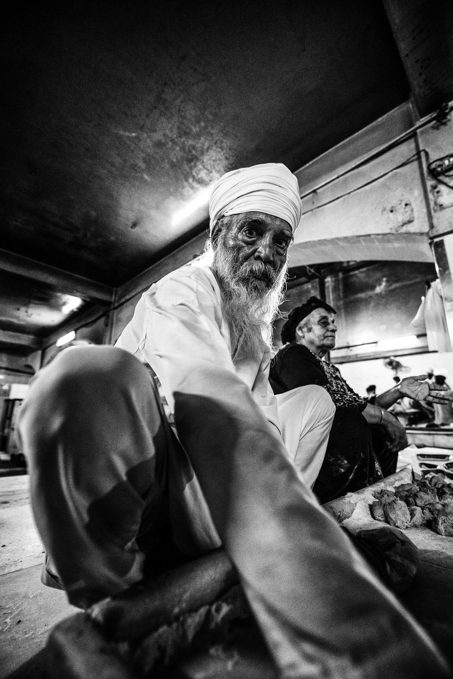 Sikh by giovannivolpe - The Face Of A Man Photo Contest