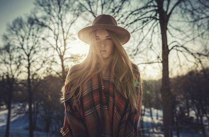 """Kontakt"" by Marcel_A_Vie - Hats Photo Contest"