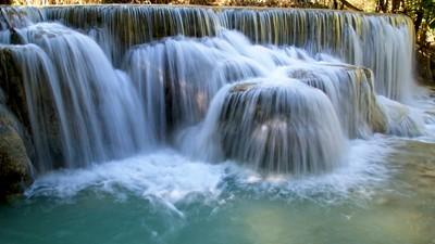 Kuang Si Falls 4