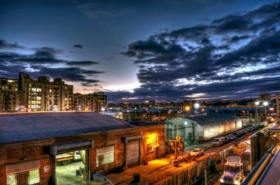 Manhattan Wharf