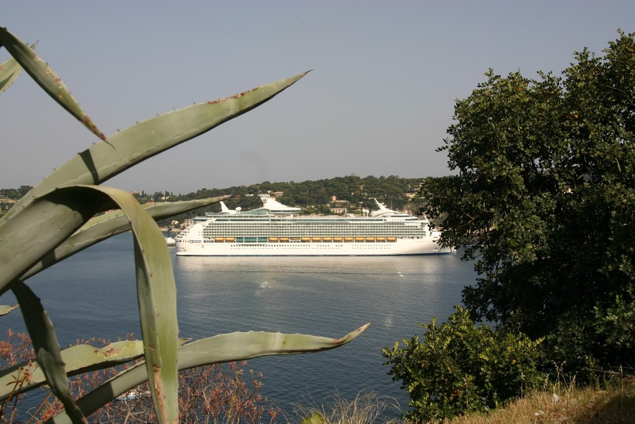 Navigator of the Seas Villfranche