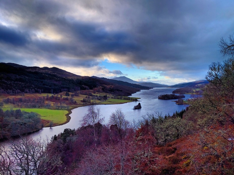 Queens View, Scotland