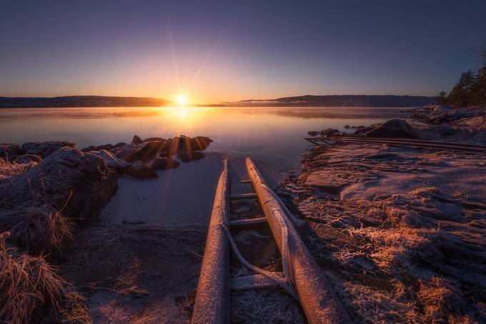 First Rays of Light by olehenrikskjelstad - The First Light Photo Contest