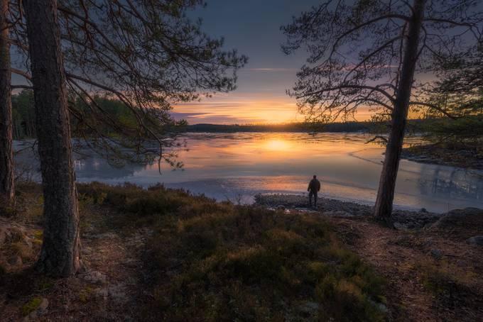 Last Light by olehenrikskjelstad - One With Nature Photo Contest