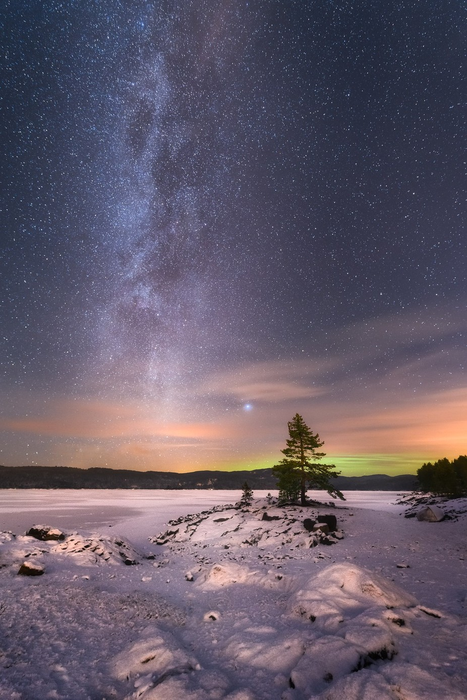 Rising Up by olehenrikskjelstad - Compositions 101 Photo Contest vol3