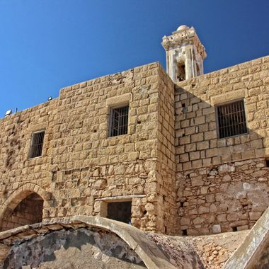 This photo was taken when me and my family visited Apostolos Andreas Monastery in Cyprus, in the year 2013.
