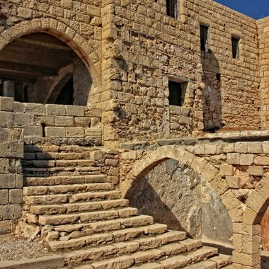 I took this photo when I visited Apostolos Andreas Monastery, in Cyprus, in the year 2013.
